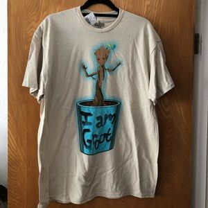 "Other - ""I am Groot"" T-Shirt from Guardians of the Galaxy"